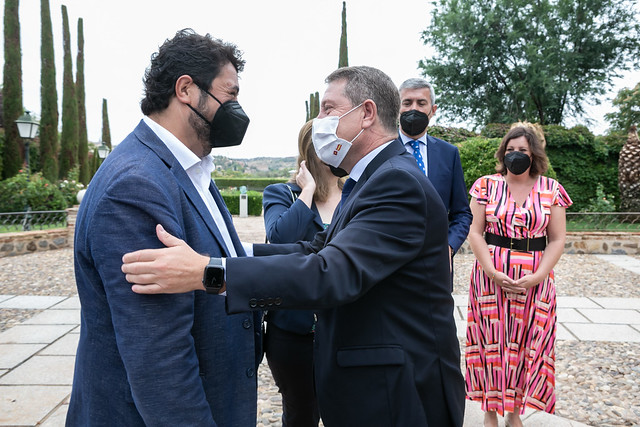Entrega de chaquetillas MICHELIN a los chefs de Castilla-La Mancha