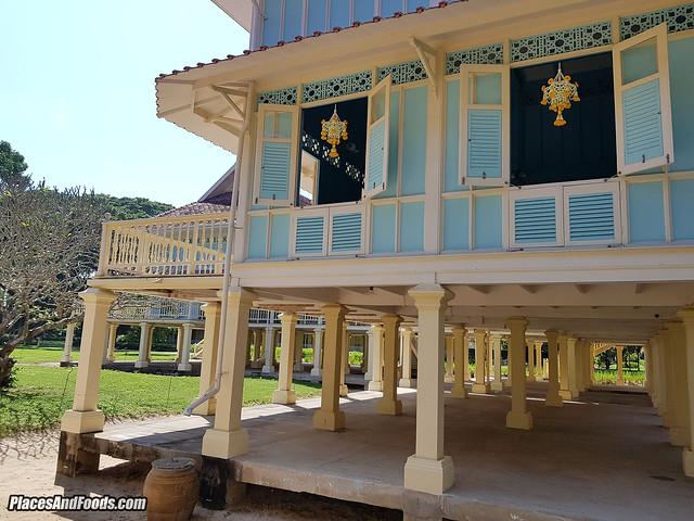 mrigadayavan palace architecture