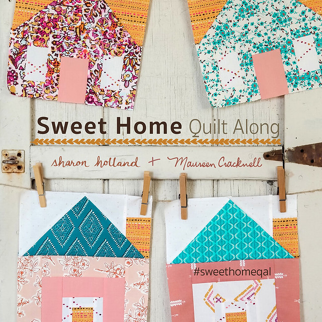 Sweet Home Quilt Graphic