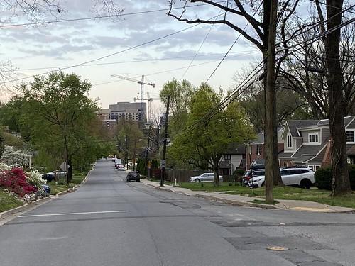 Second Avenue in Woodside