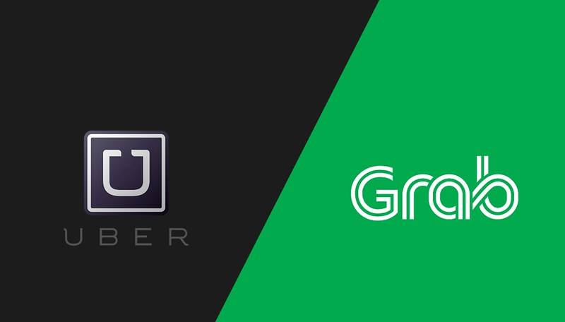 Riding GRAB and UBER in Chiang Mai
