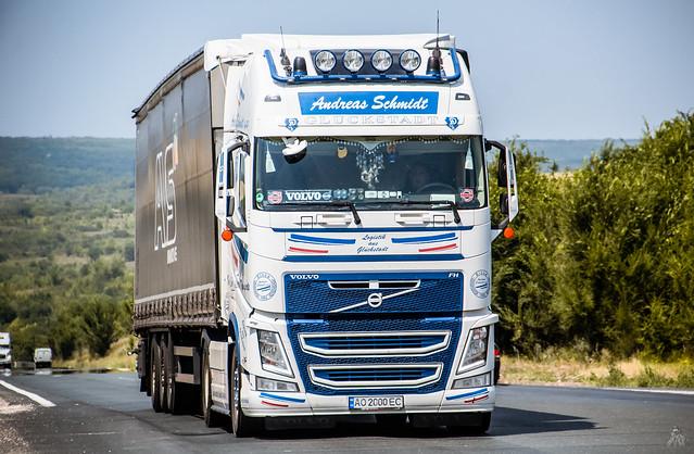 Volvo FH4 Ex