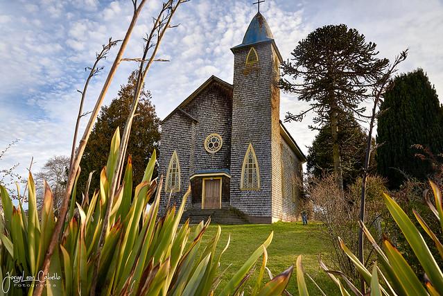 Capilla Luterana - Tegualda (Patagonia Chile)