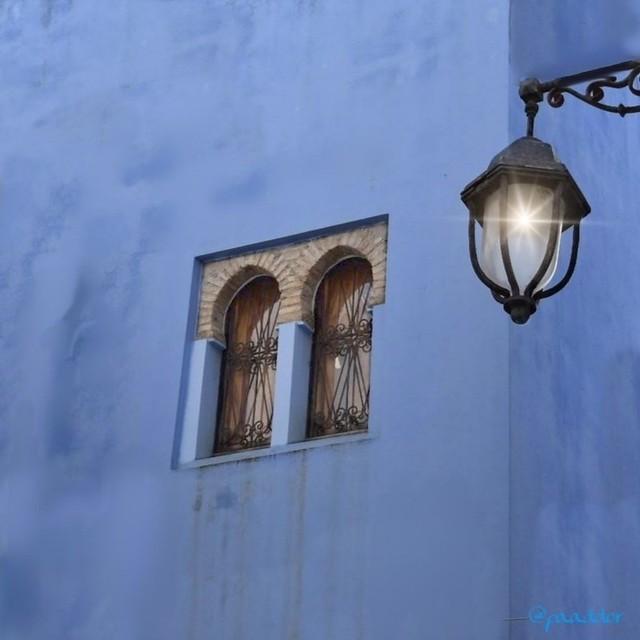 House corner in Morocco