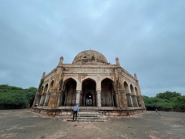 City Monument - Adam Khan's Tomb, Mehrauli