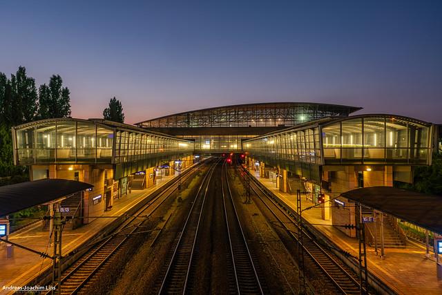 Messebahnhof Laatzen