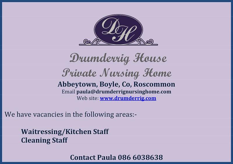 Drumderrig House Nursing Home