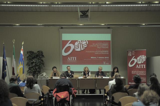 Anniversario 60° di AITI - Milano, 7 ottobre 2010