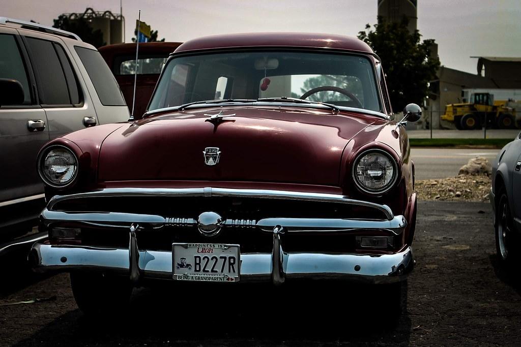 1953 Panel Van