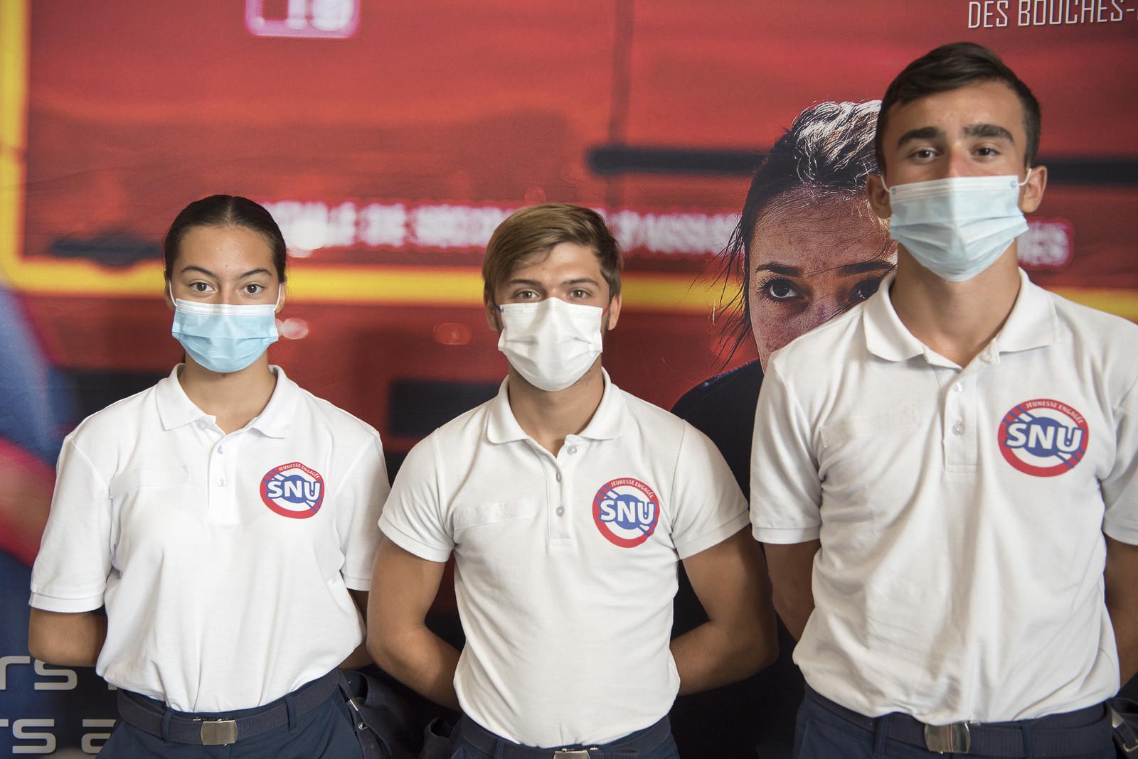 Vie du corps : fin de la mission d'intérêt général pour les jeunes du SNU