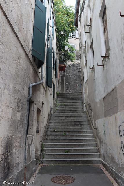 Rue sur les Gros Degrés - Verdun (55)