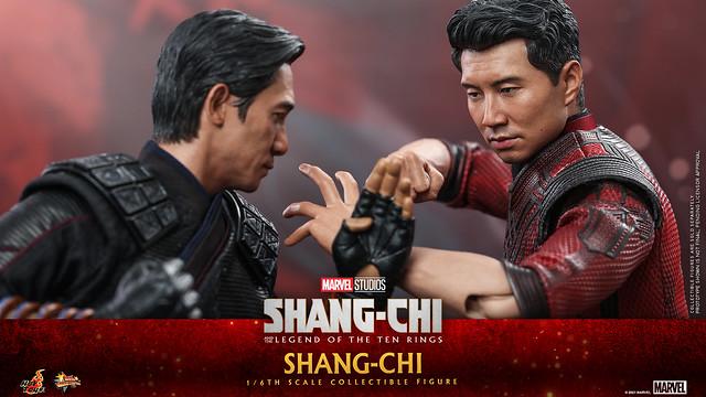 ShangChi Hot Toys Simu Liu