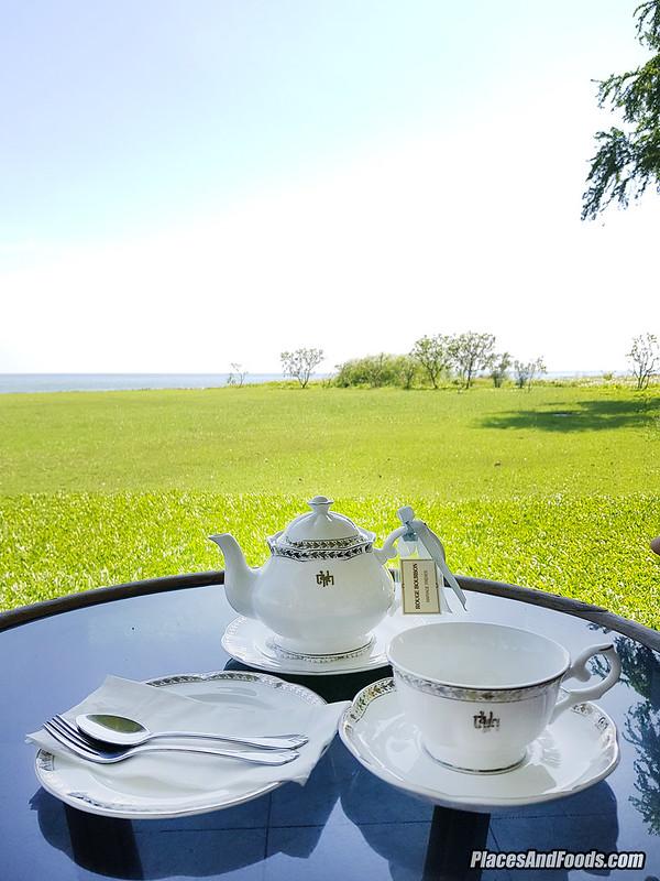 mrigadayavan palace high tea hua hin