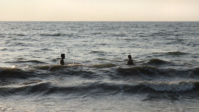 Two Figures in a Seascape (IMG_5541ed)