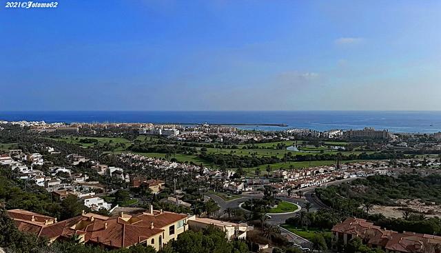 Vista de Almerimar