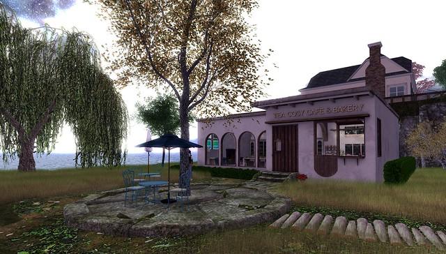 Tea Cosy Cafe & Bakery Now Open!