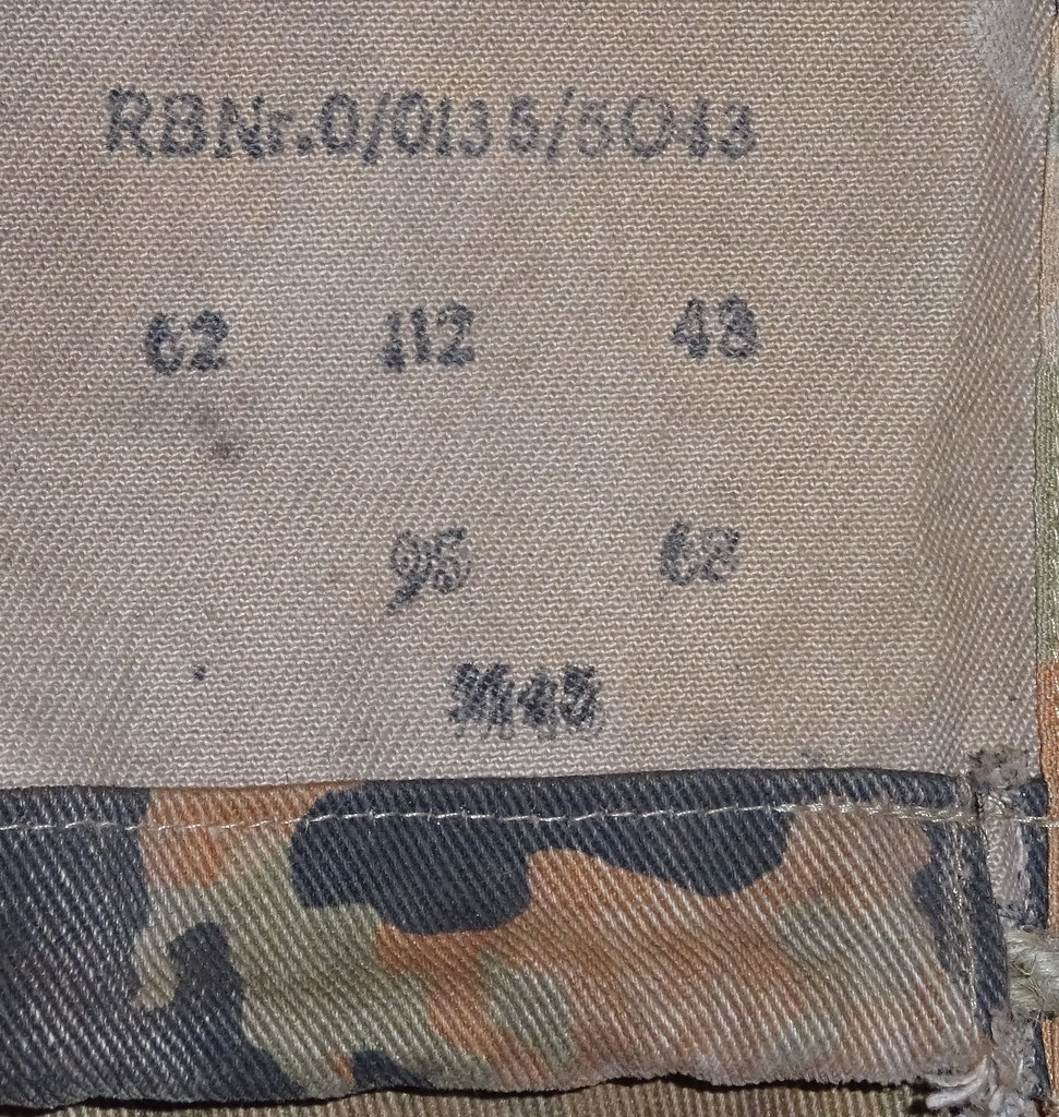 German Leibermuster M45 Jacket 51417552017_bc12712fc2_b