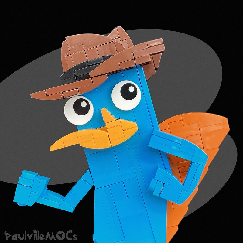 LEGO Perry Platypus