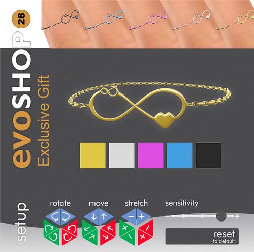 EvoShop28 Ankle Bracelet GIFT
