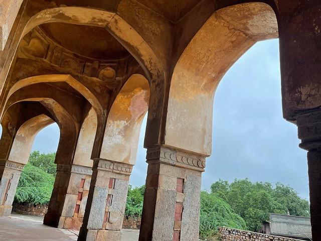 City Monument - Adam Khan's Tomb, Mehrauli3