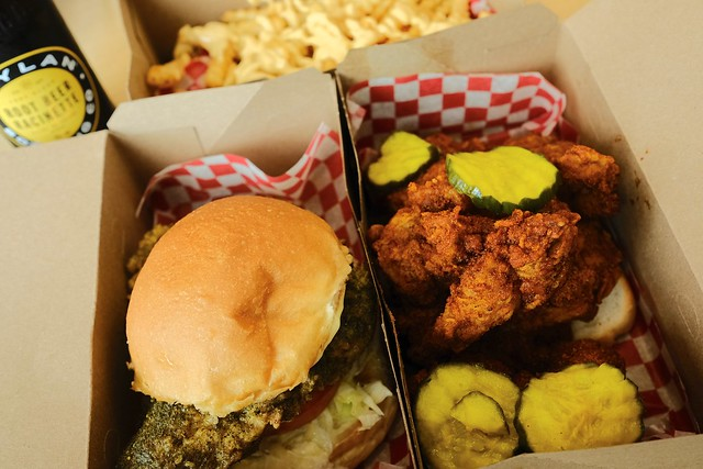 The DownLow Chicken Shack | UBC Campus | Vancouver, BC