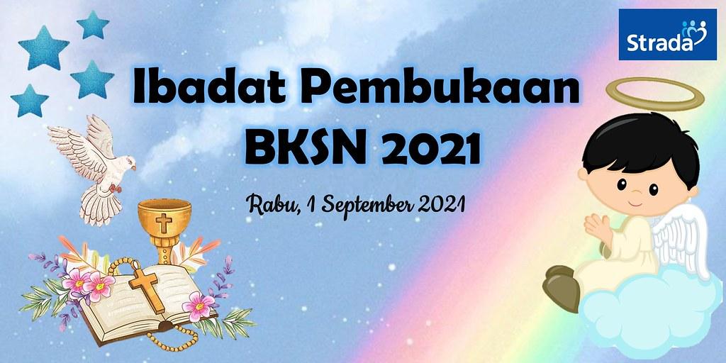Ibadat Pembukaan Bulan Kitab Suci 2021