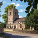 East Hendred. The parish church of Saint Augustine of Canterbury, Oxfordshire