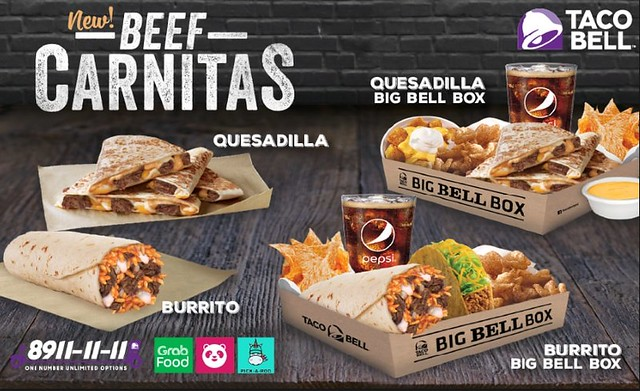 This new meaty creation from Taco Bell is calling out to your beef-loving soul
