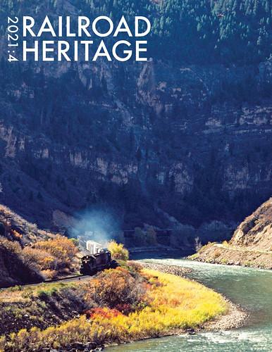 Railroad Heritage 66: Fall 2021