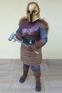 The Armorer Mandalorian - Francesca