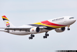 Air Belgium Airbus A330-941 cn 1861 F-WWKQ // OO-ABG