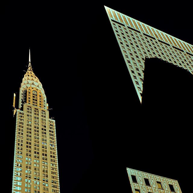 Maximum Geometry - NYC