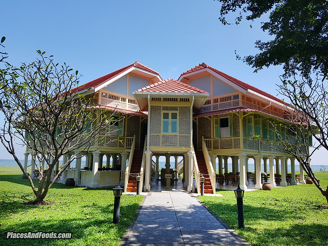 mrigadayavan palace tea house