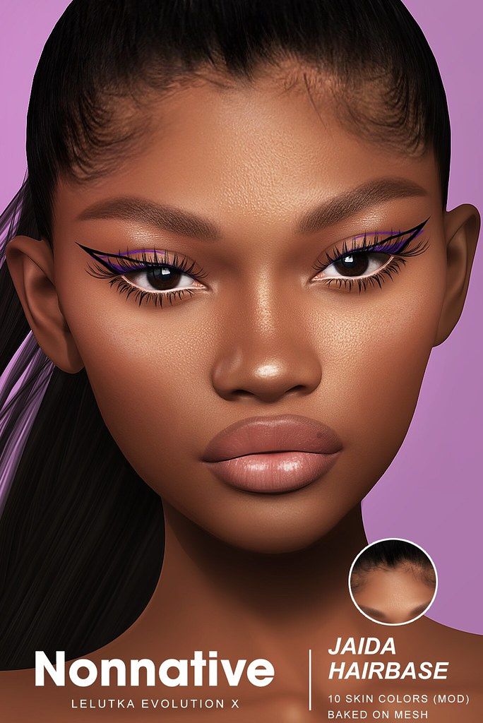 NEW RELEASE + GIVEAWAY! JAIDA HAIRBASE @LEVEL EVENT