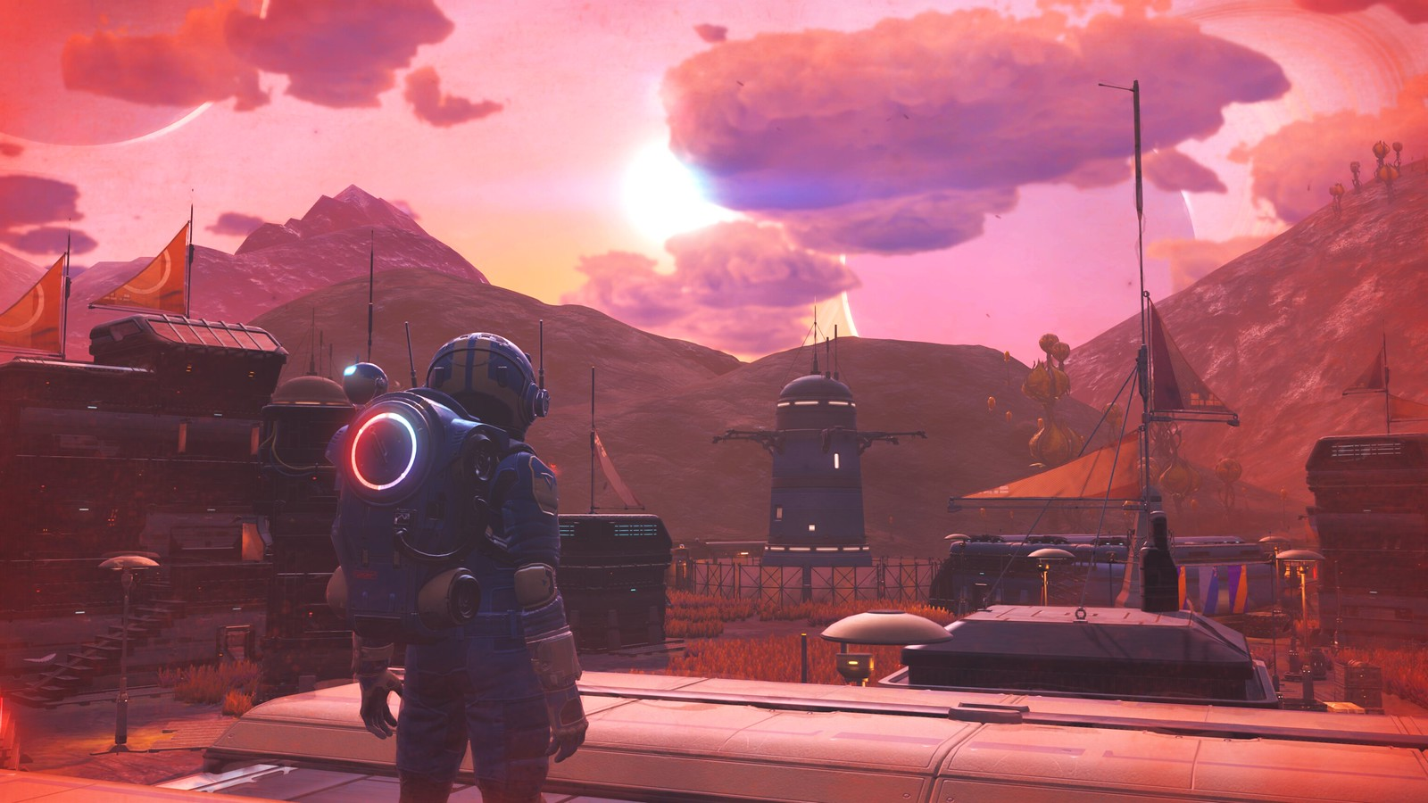 """FREE HORROR 51418121205_9f22476f4e_h Introducing """"Frontiers,"""" No Man's Sky's 17th free update – PlayStation.Blog"""