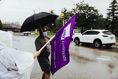 SEIU Healthcare -  Hospital Rally - Barrie Royal Victoria Regional Health Centre - July 29 by Felipe Noriega 30871