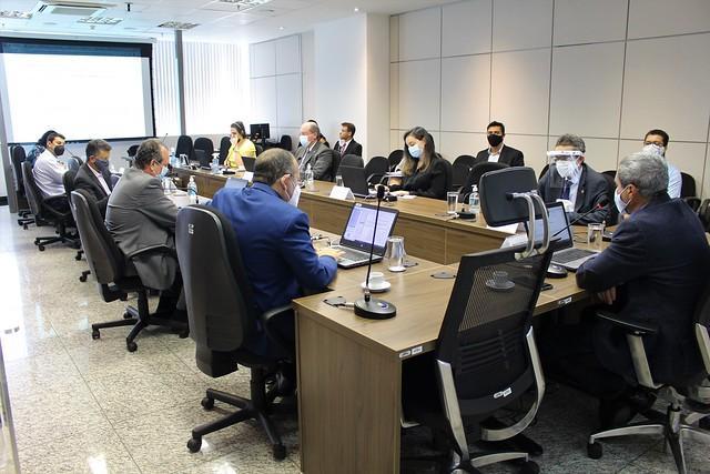 92º Reunião Ordinária da Diretoria Colegiada da Sudeco