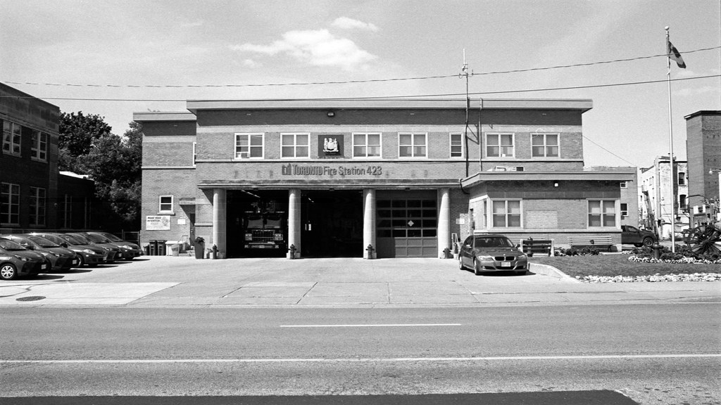 Junction Fire Station