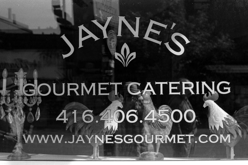 Jayne's Gourmet Catering