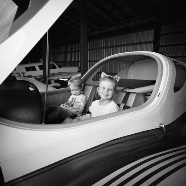 A couple of future pilots