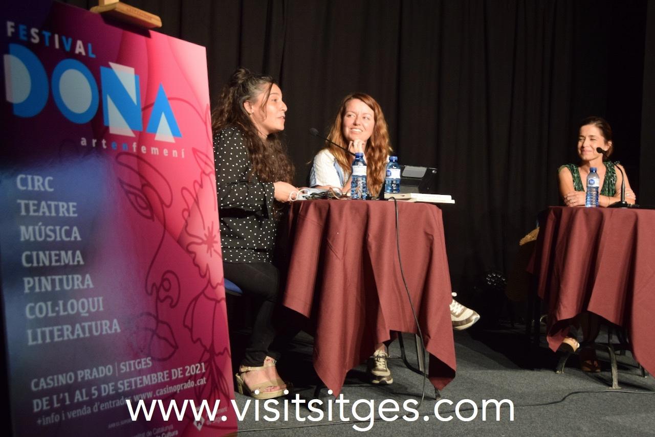 Presentació del llibre 'Dolça introducció al caos' - Festival Dona Art en Femení 2021