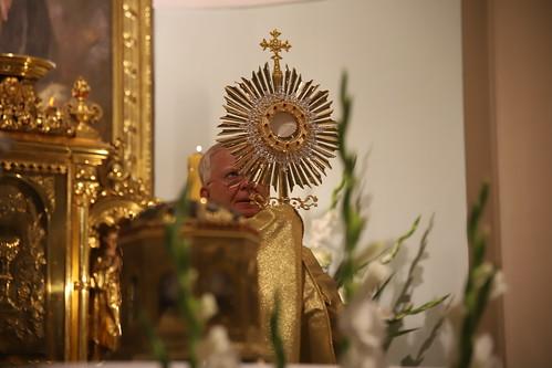 Odpust ku czci bł. Bronisławy w parafii Najświętszego Salwatora w Krakowie 01.09.2021 r.