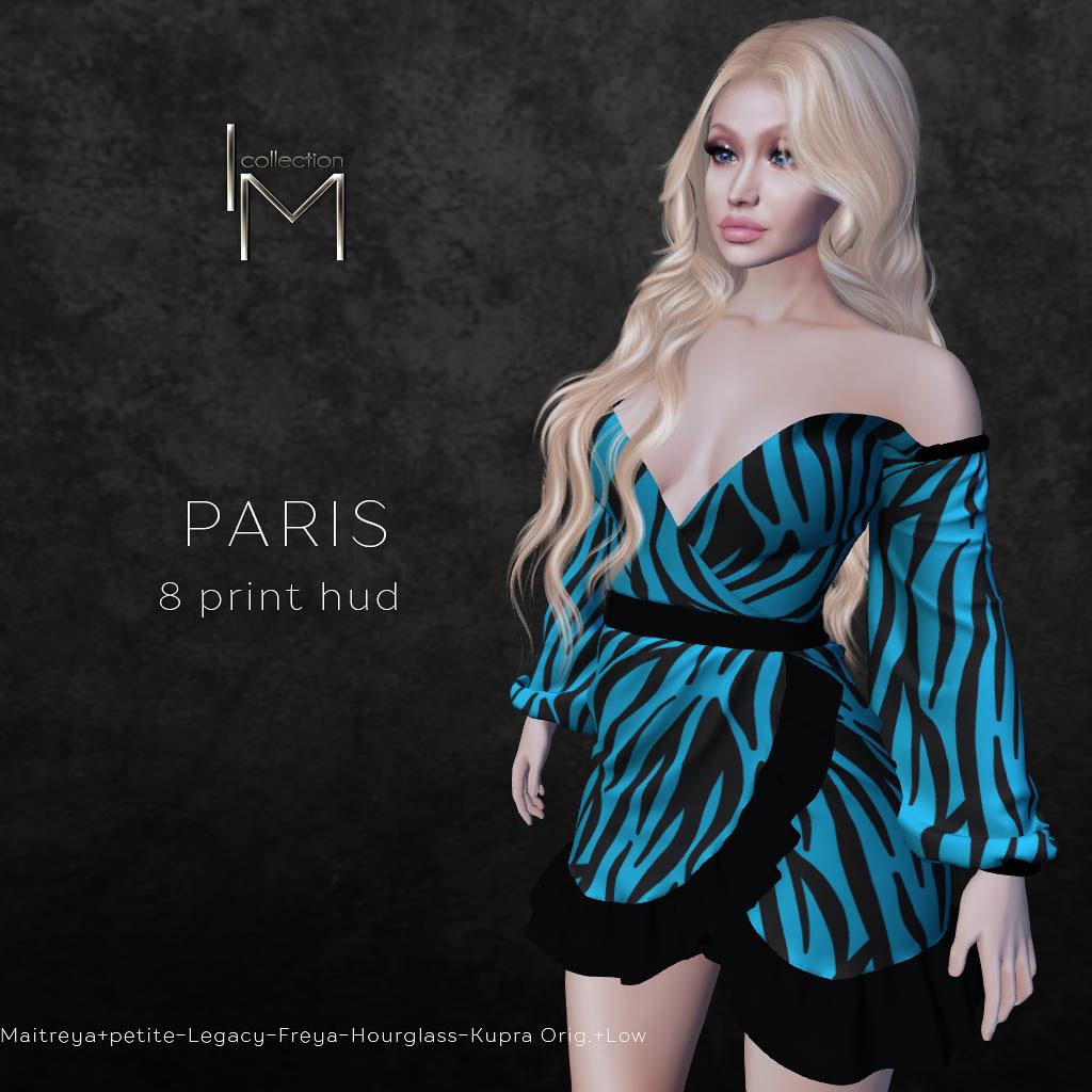 I.M. Collection Paris Dress