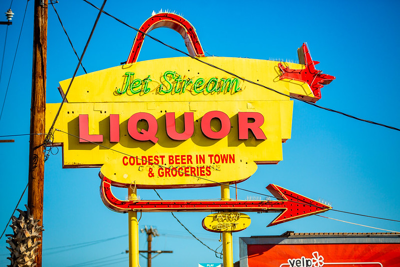 Jet Stream Liquor