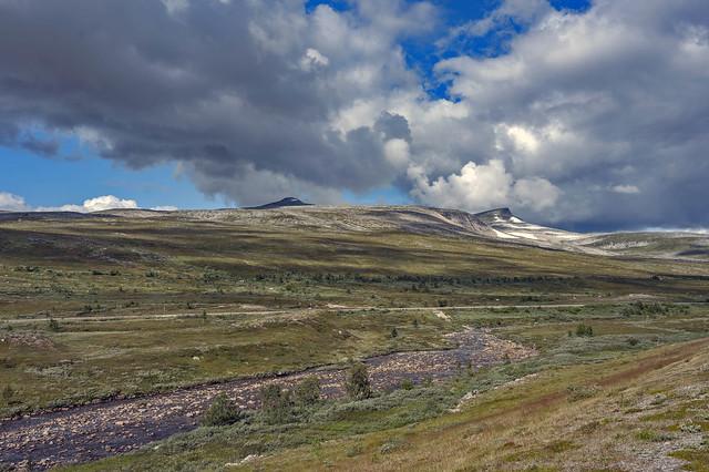 Saltfjellet, Norway