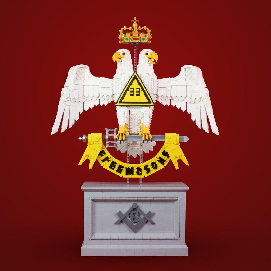 Masonic Eagle