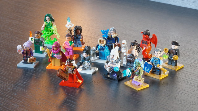 [GoH CMF] Scholars & Spellcasters (and some Scammers too)