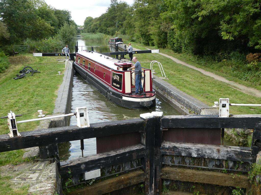 Guyer's Lock, Kennet & Avon Canal, Newbury