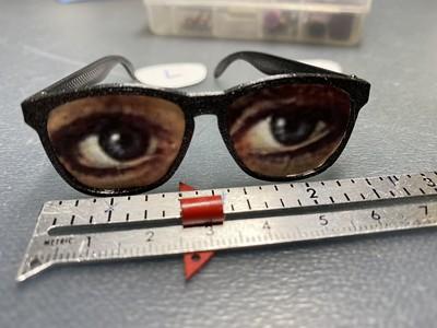 Bespoke 3D printed sunglasses