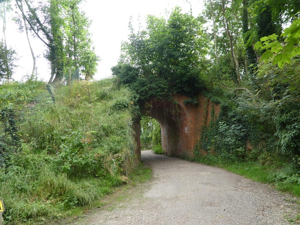 Lambourn Valley Railway Bridge, Newbury